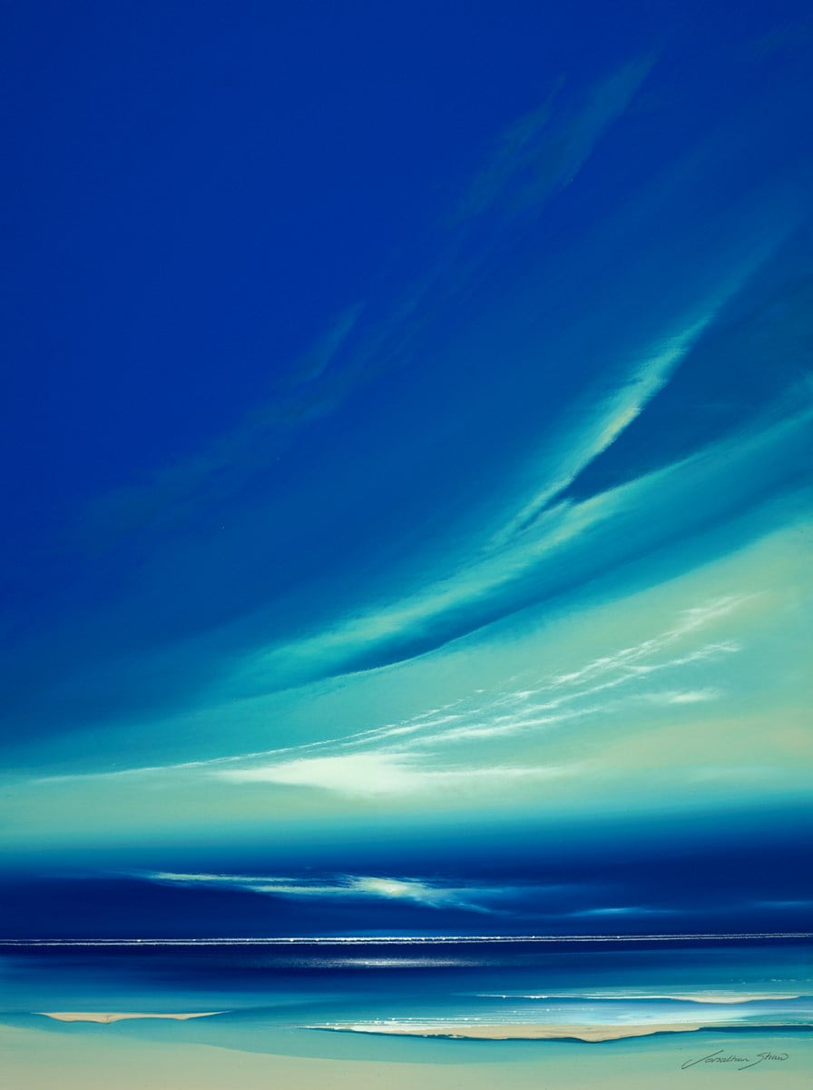 Cobalt Blue Skies ~ Jonathan Shaw