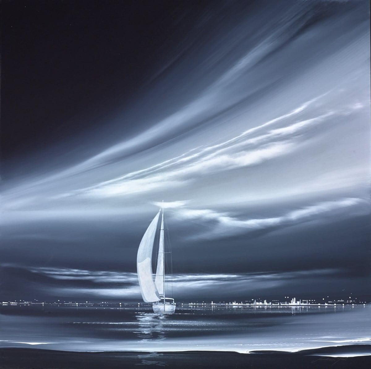Graphite Boat III ~ Jonathan Shaw