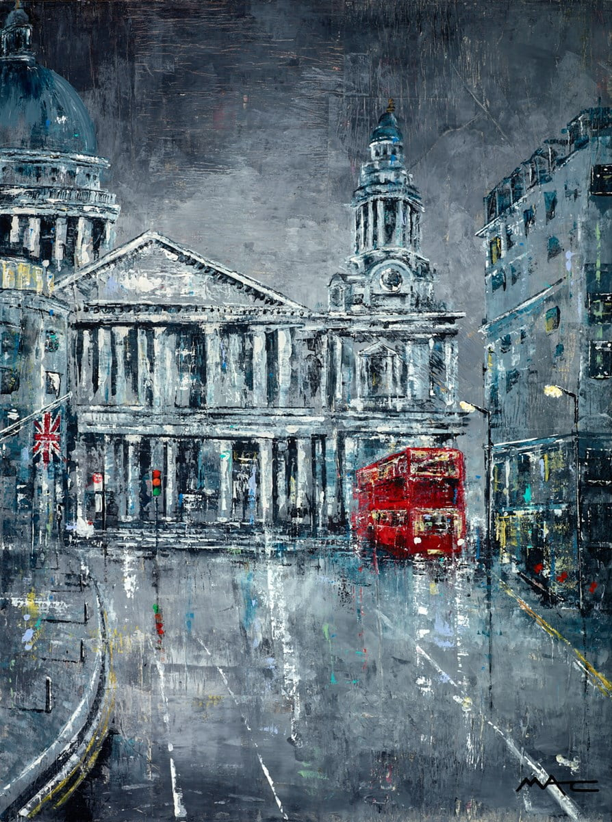 Plenty of Empty Seats Tonight, London ~ Mark Curryer