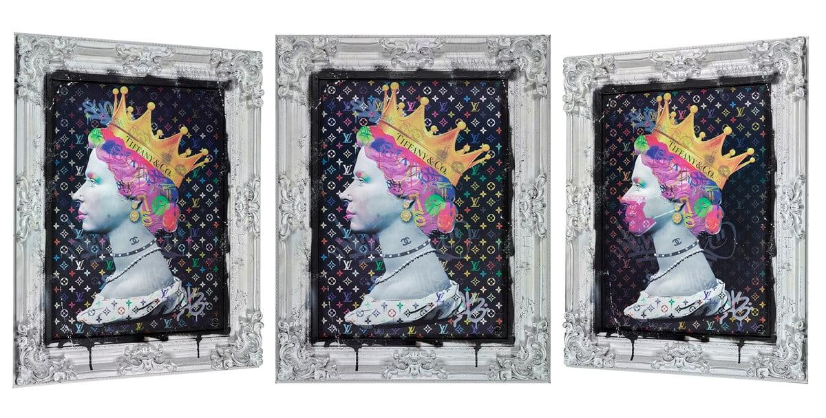 Masked Monarchy ~ Dan Pearce