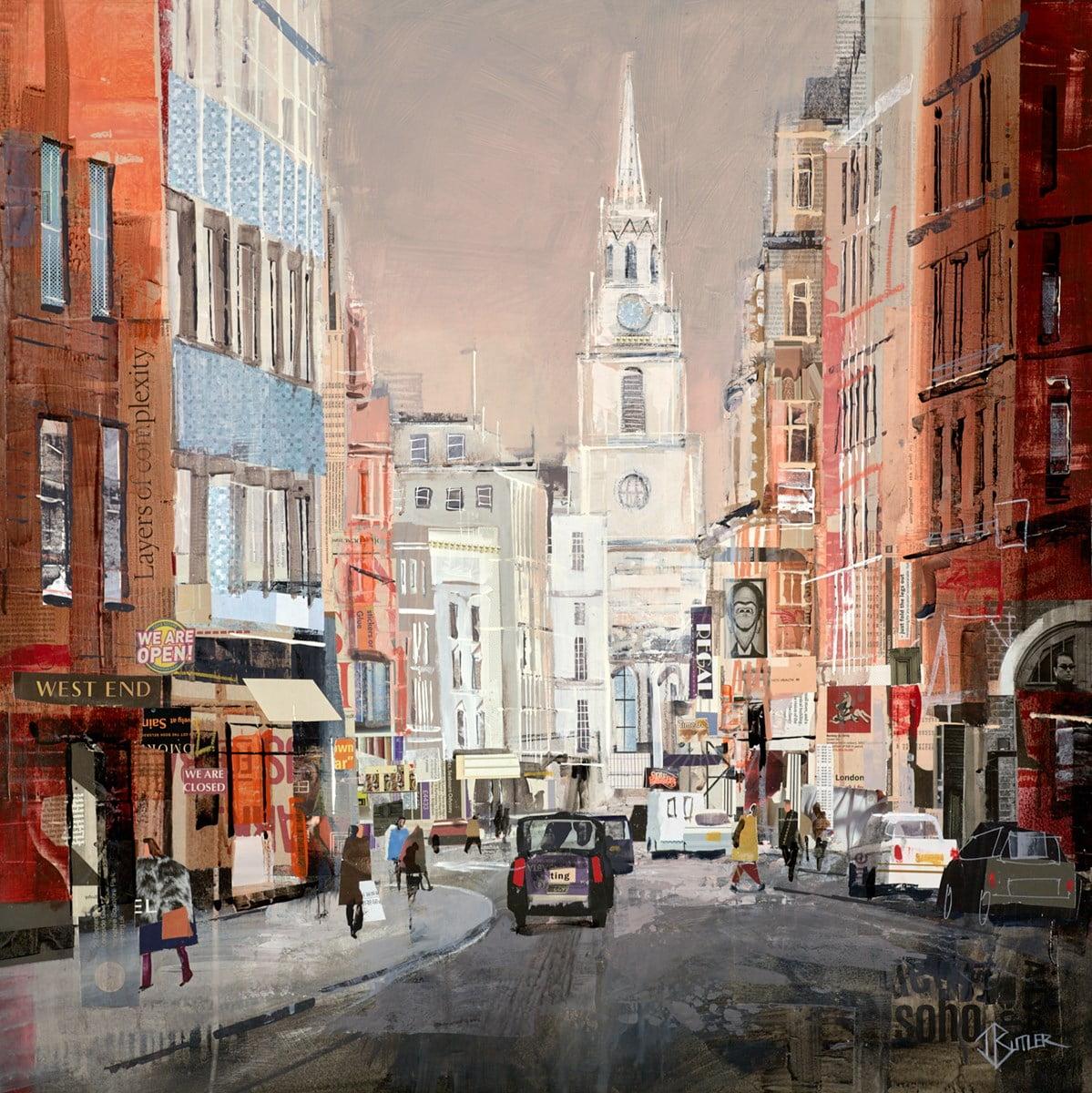 Memory Lane ~ Tom Butler