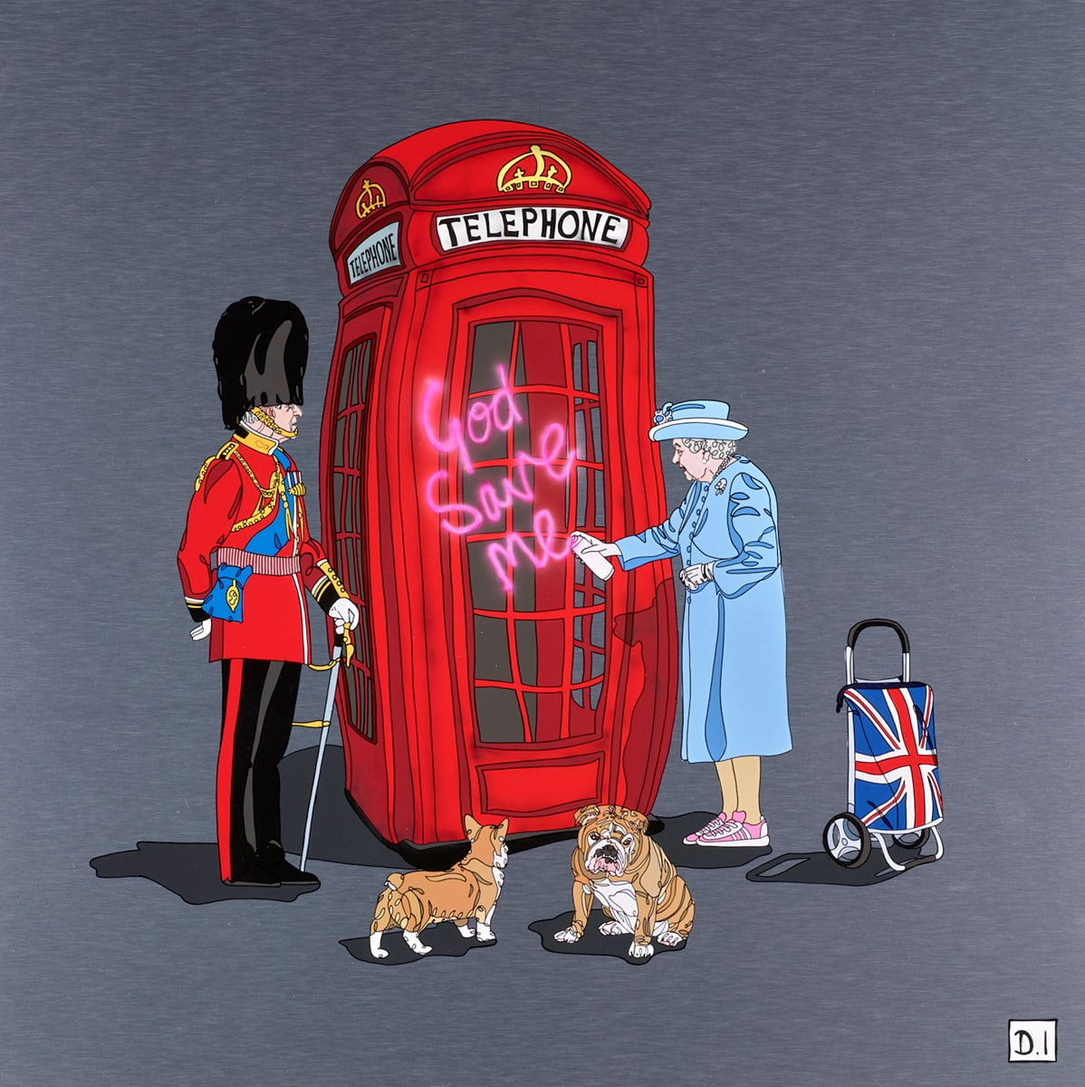 God Save The Queen ~ Dylan Izaak