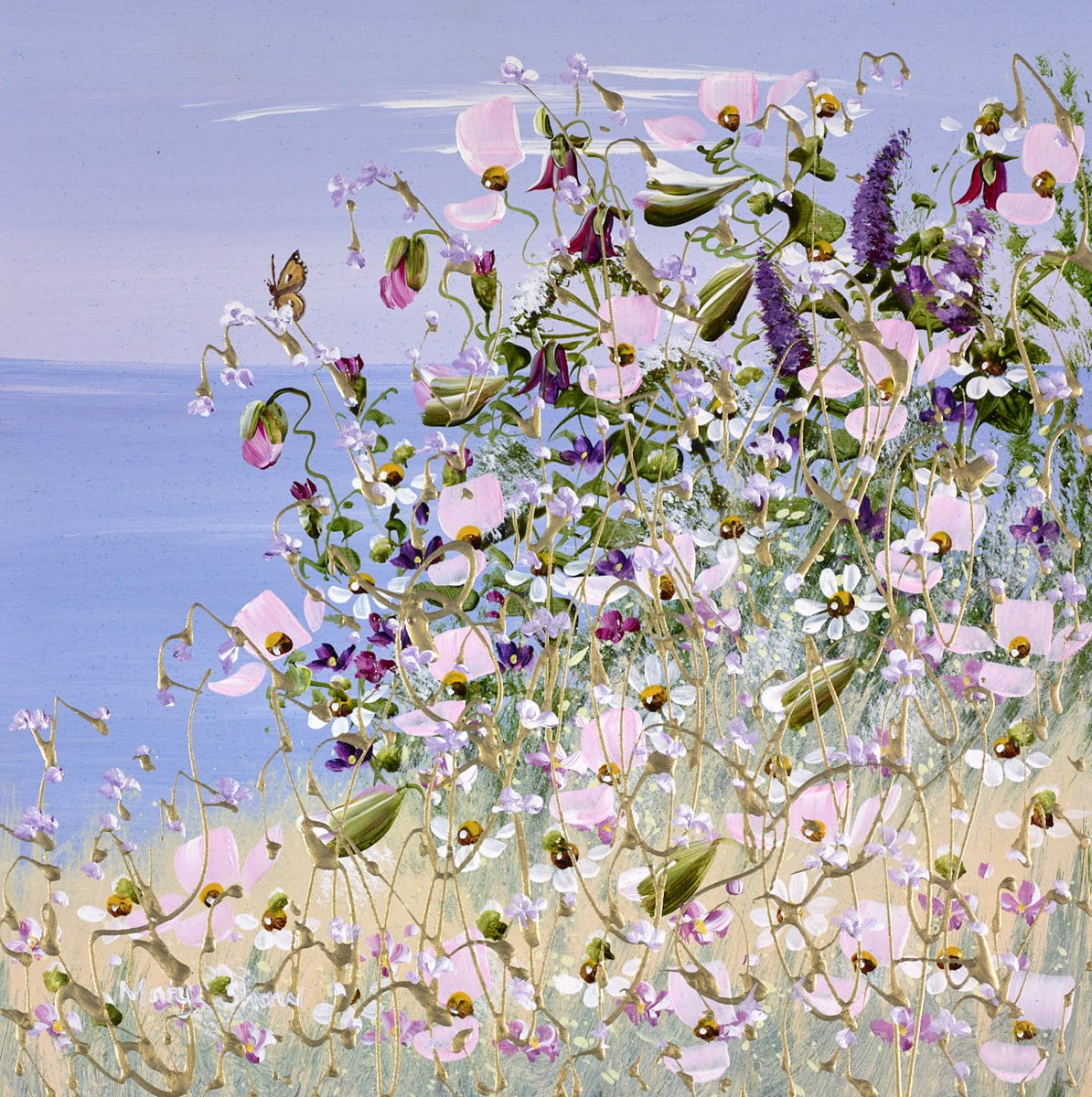 Pretty Little Blooms ~ Mary Shaw