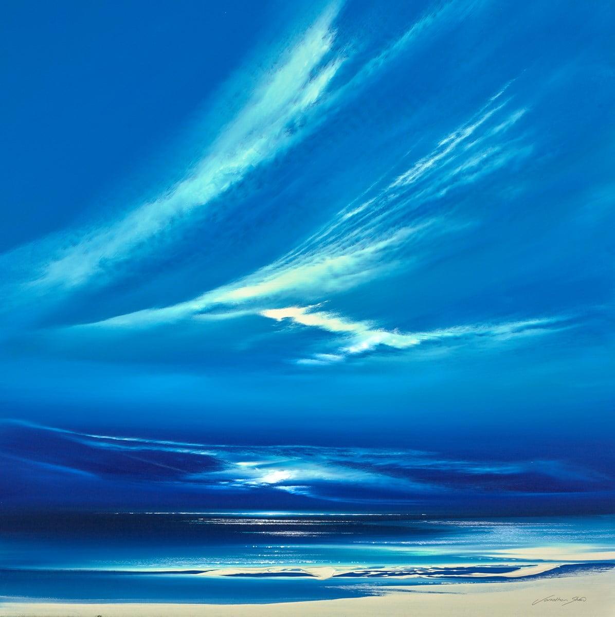 Cool Blue Skies ~ Jonathan Shaw