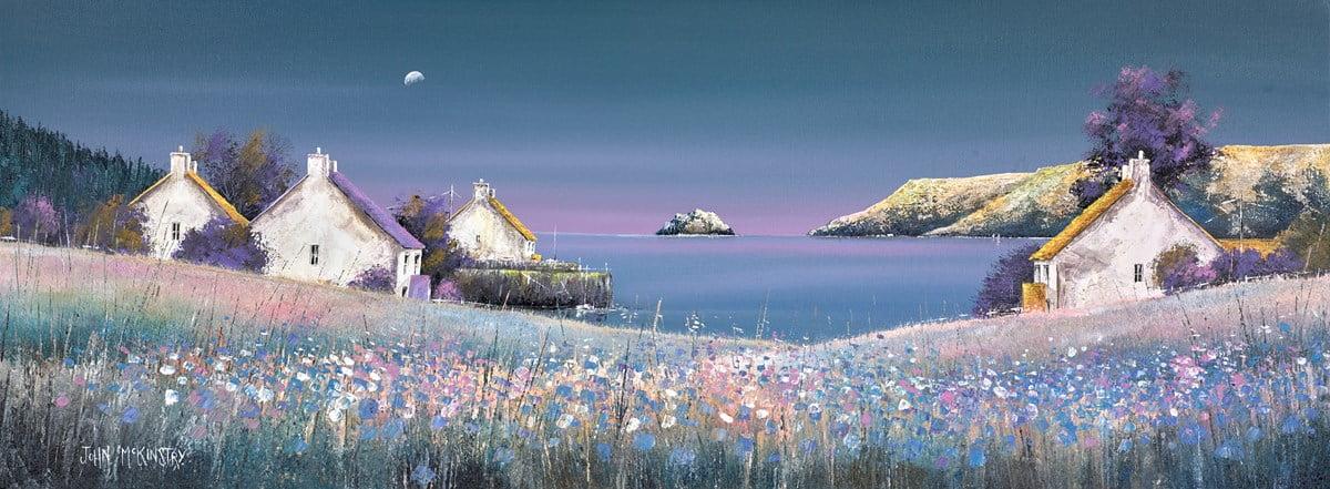 Harbour Blue ~ John Mckinstry