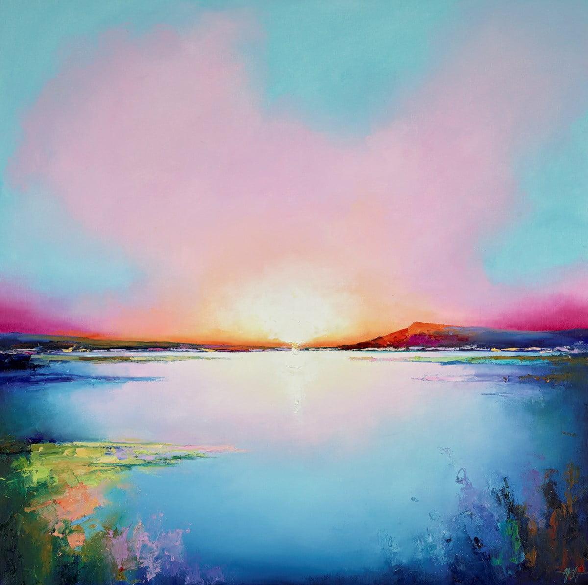 Pastel Sky ~ Anna Gammans