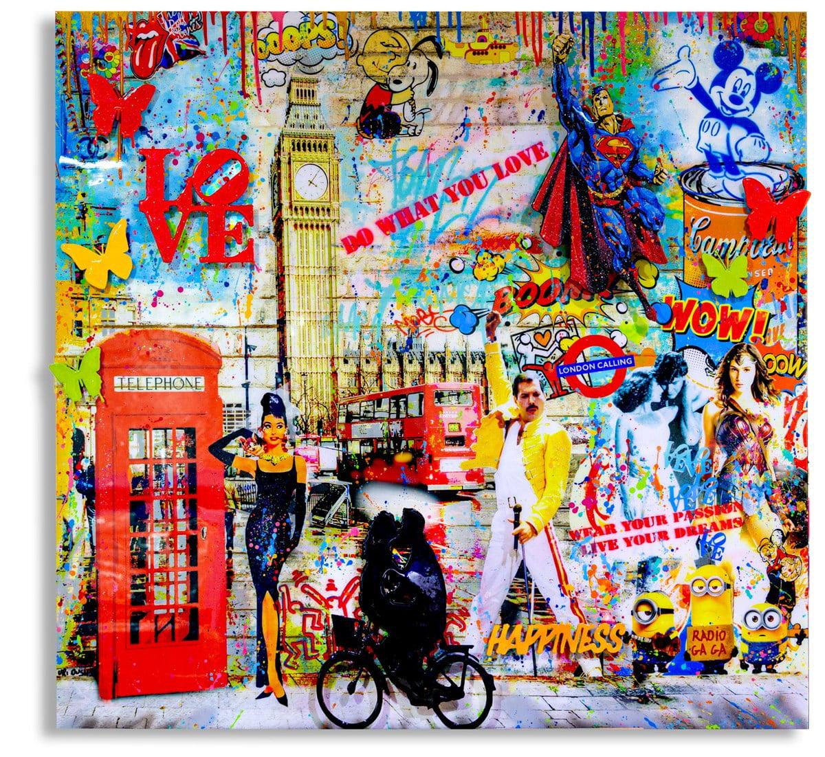 London Love ~ Uri Dushy