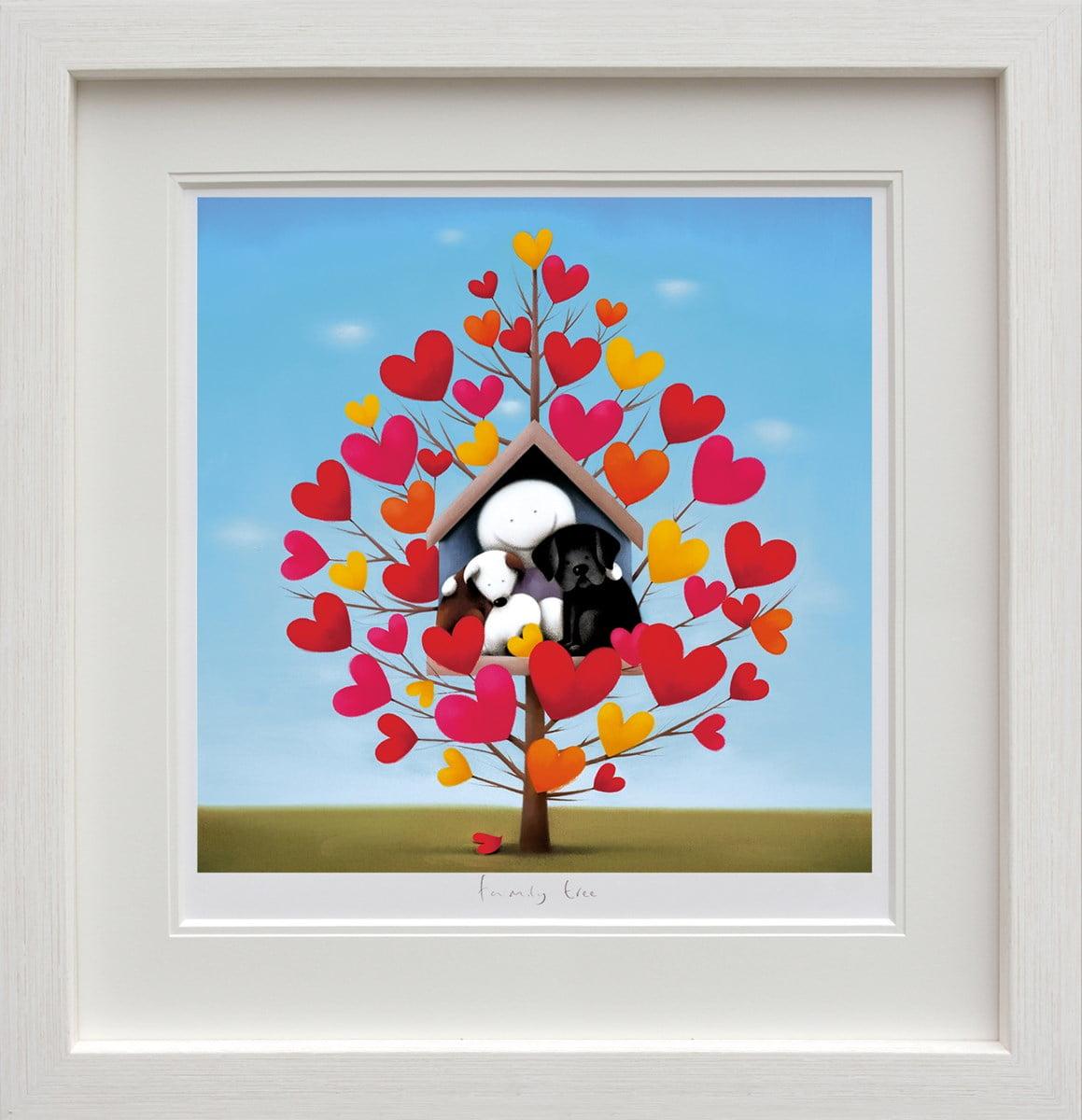 Family Tree ~ Doug Hyde