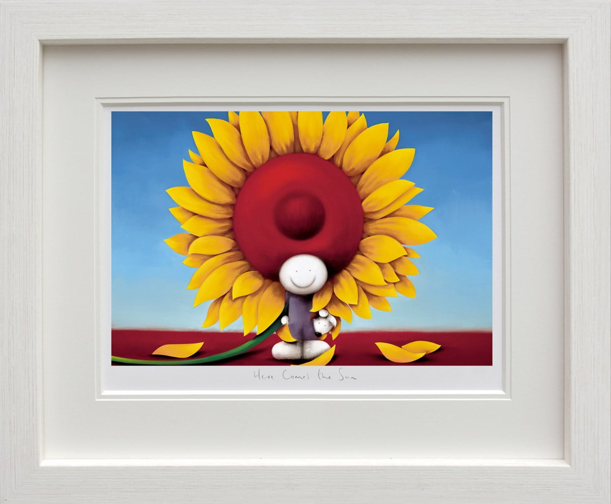 Here Comes The Sun ~ Doug Hyde