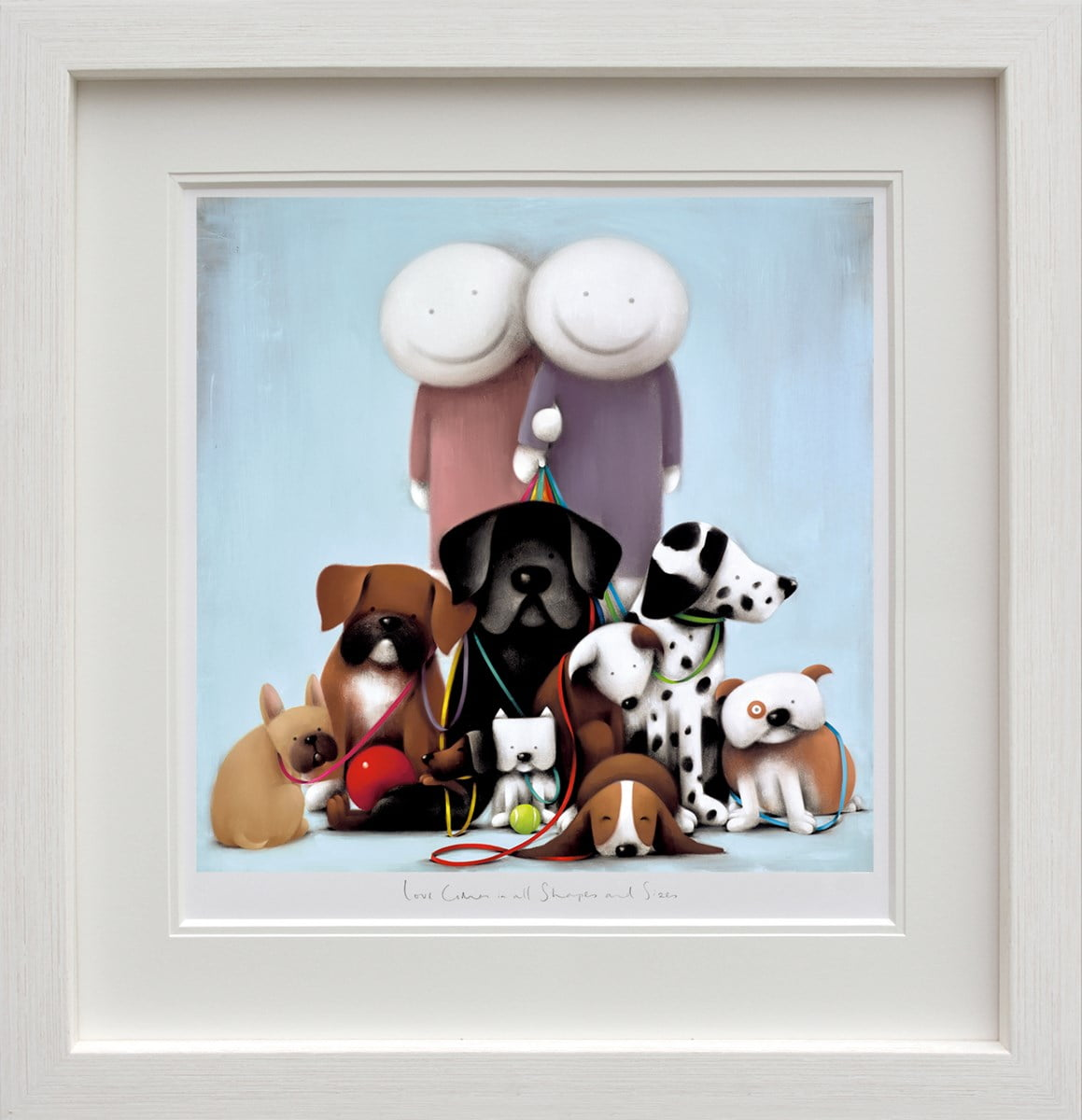 Love Comes in All Shapes and Sizes ~ Doug Hyde