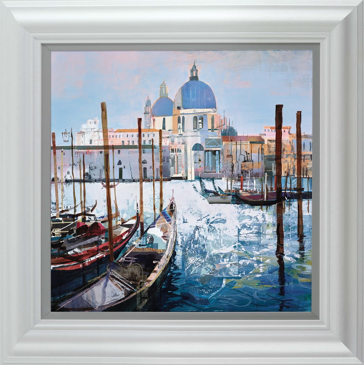 Venetian Vista ~ Tom Butler